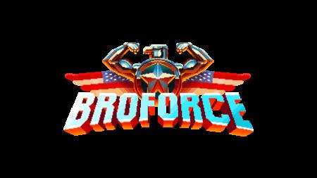 Broforce - Logo