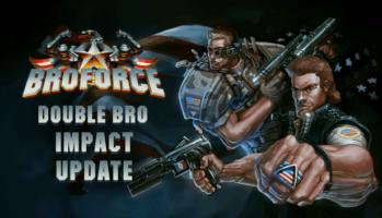 Broforce May Update - Key Art