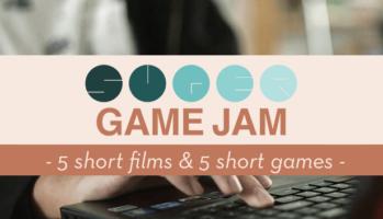 Super Game Jam - Key Art