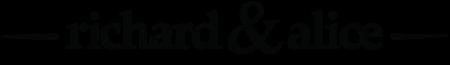 Richard & Alice logo