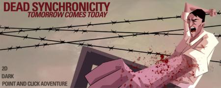 FICTIORAMA STUDIOS - Dead Synchronicity - DS Banner 01