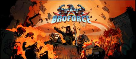 Broforce - Key Art (1)