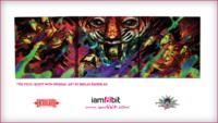 Hotline Miami 2 - Fold Out Art