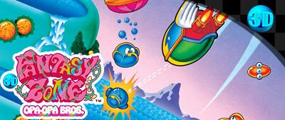 Fantasy Zone artwork