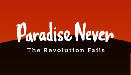 Paradise Never - Key Art