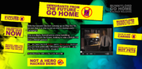 Not A Hero - Demo Leak Screen 5