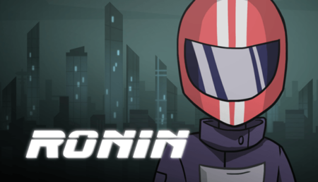 RONIN - Key Art
