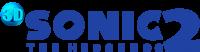 Sonic the Hedgehog 2 3D Logo