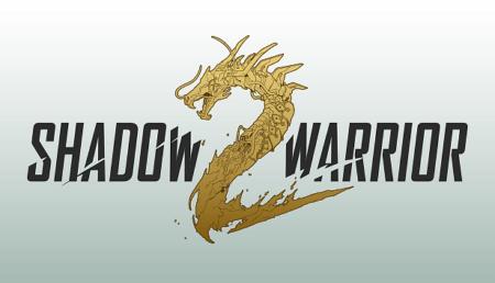 Shadow Warrior 2 - Horizontal Logo Artwork