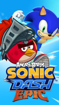 Sonic Dash - Epic - Screenshot 01