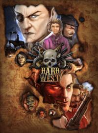 Hard West -Key Art-