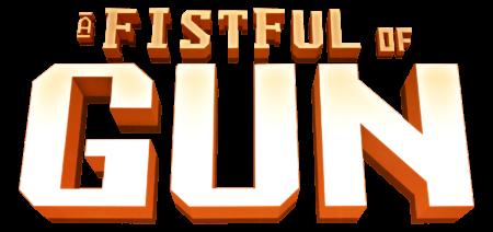 A Fistful of Gun Character - Logo