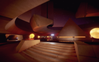 UniteBoston_Courtyard_Night