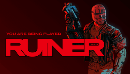 Ruiner - Main Art