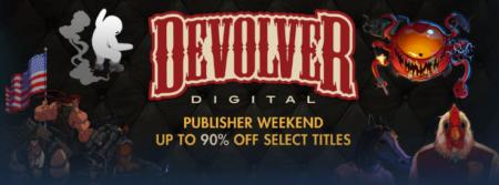 Devolver Publisher Weekend