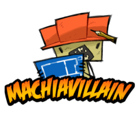 MachiaVillain Logo - JPEG