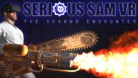 Serious Sam VR - Second Encounter - Key Art