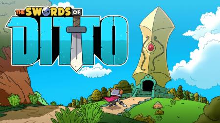 The Swords of Ditto - Key Art_ALT