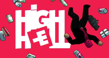 High Hell - Key Art