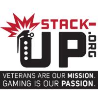 Stack-Up Logo, Basic White