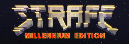 STRAFE_Millennium Edition - Logo