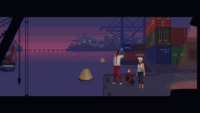 The Red Strings Club - Screen 7