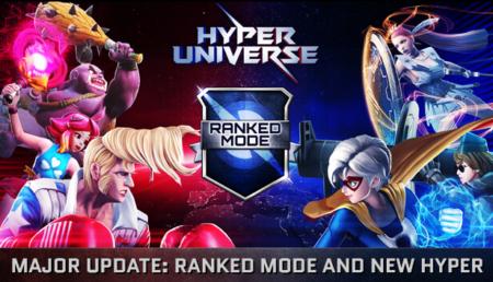 Hyper Universe Ranked Mode Update