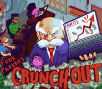 Fork Parkers Crunch Out - Key Art (1)