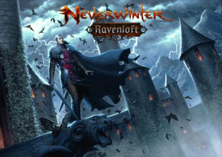 Neverwinter_ Ravenloft KeyArt