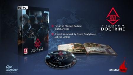 PD Artbook Soundtrack