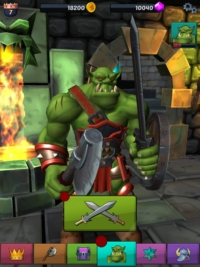 01 - Orc Dungeon - Character level 7