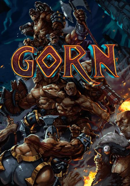 GORN - Key Art_Poster