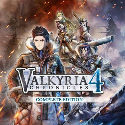 Valkyria Chronicles 4:Complete Edition Stadia