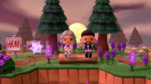 H&M + Animal Crossing
