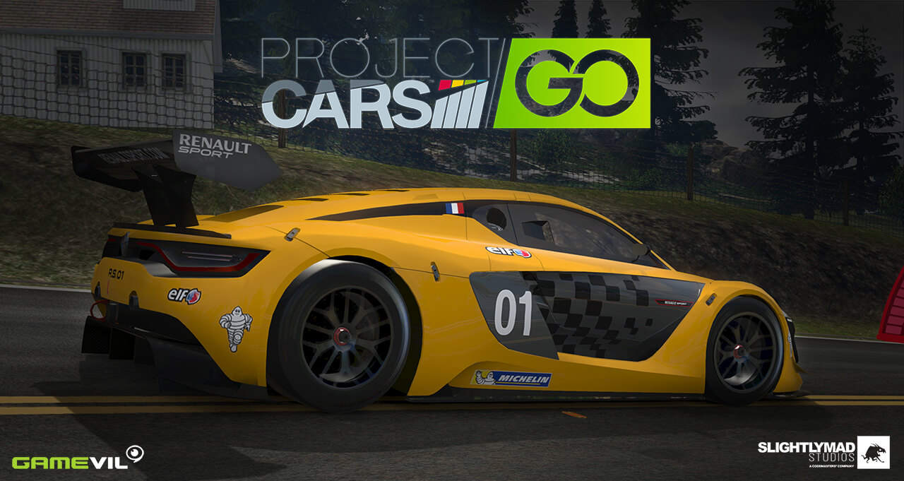 Project Cars: Go